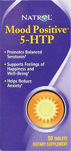 Natrol 5-HTP, Mood Positive